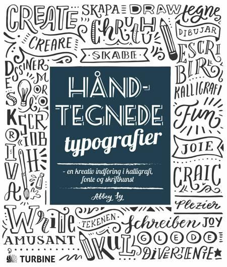 Håndtegnede typografier af Abbey Sy