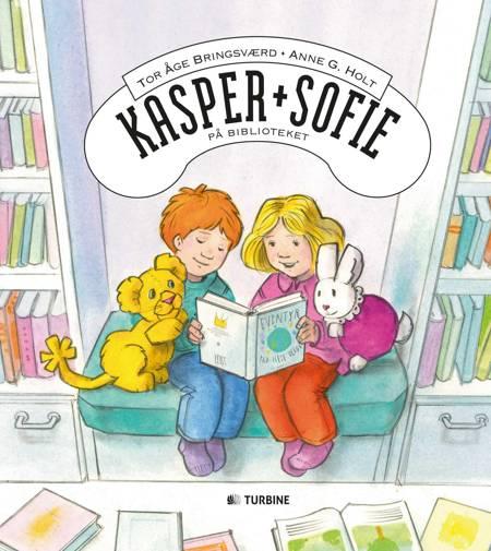 Kasper og Sofie på biblioteket af Tor Åge Bringsværd