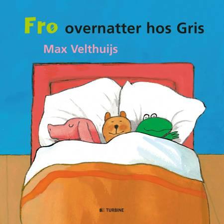 Frø overnatter hos Gris af Max Velthuijs