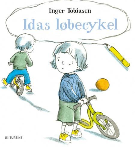 Idas løbecykel af Inger Tobiasen