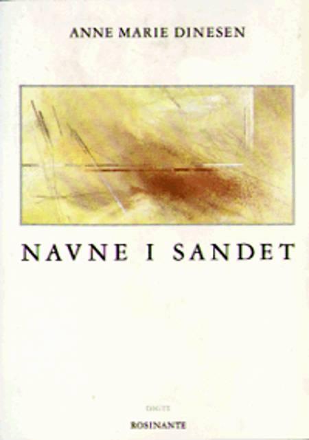 Navne i sandet af Anne Marie Dinesen