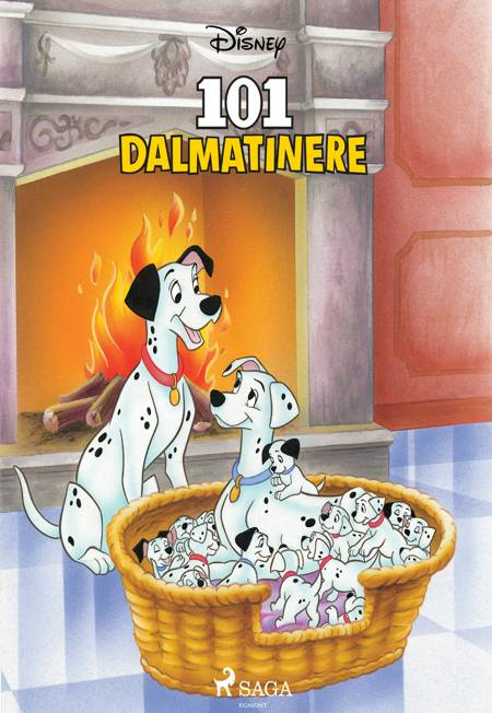 101 Dalmatinere af Disney