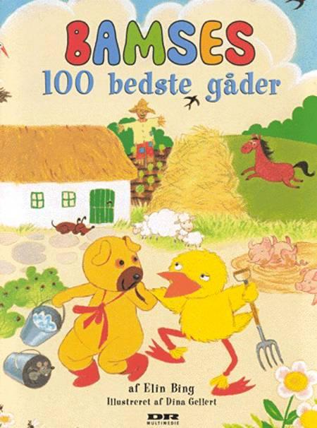 Bamses 100 bedste gåder af Elin Bing