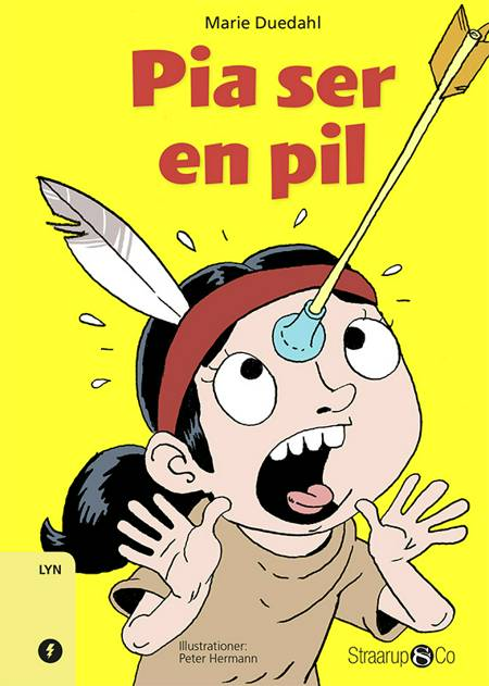 Pia ser en pil af Marie Duedahl