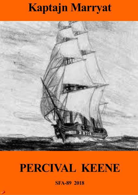 Percival Keene af Frederic Marryat