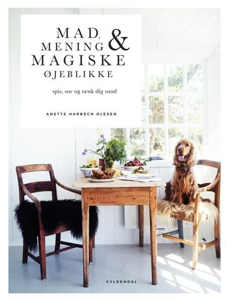 Mad, mening og magiske øjeblikke af Anette Harbech Olesen