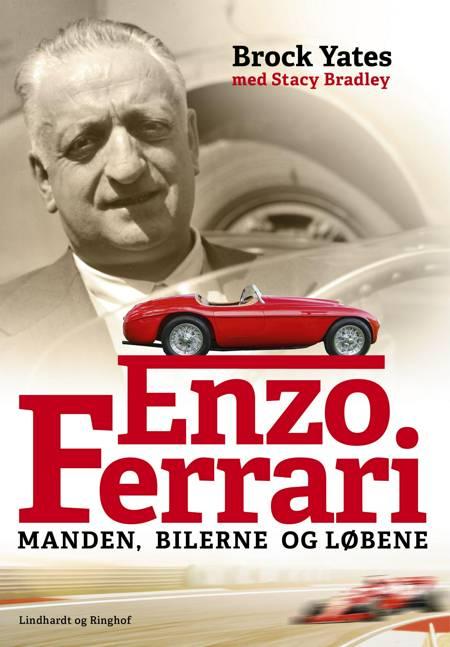 Enzo Ferrari - Manden, bilerne og løbene af Brock Yates
