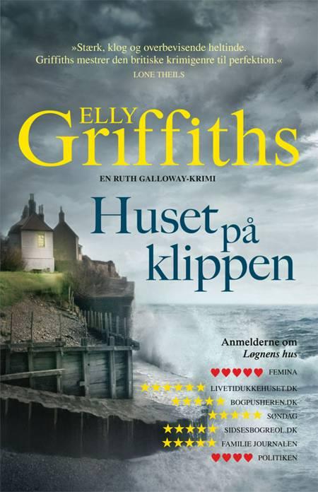 Huset på klippen af Elly Griffiths