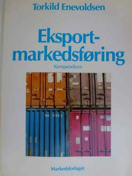 Eksportmarkedsføring af Torkild Enevoldsen