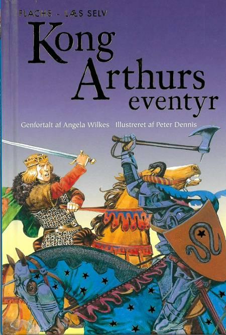 Kong Arthurs eventyr af Angela Wilkes