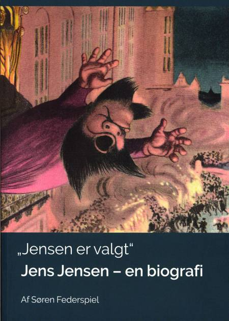 Jensen er valgt af Søren Federspiel