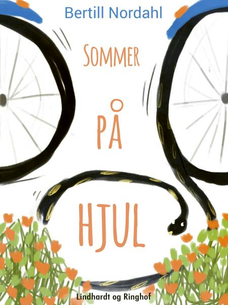 Sommer på hjul af Bertill Nordahl