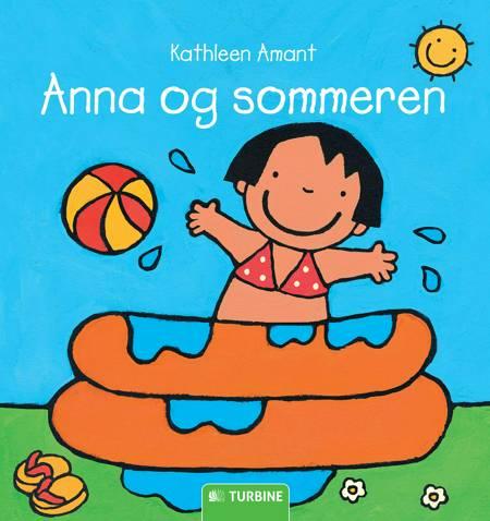 Anna og sommeren af Kathleen Amant