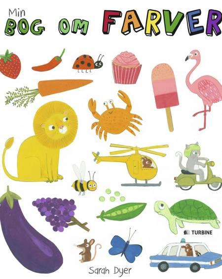 Min bog om farver af Sarah Byer