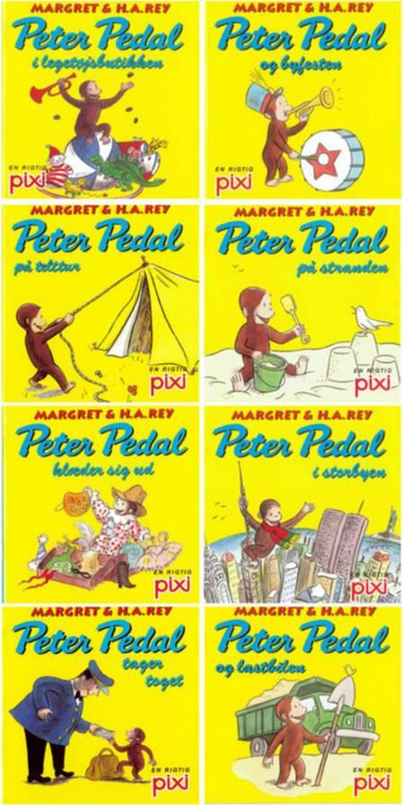 Pixi serie 110 (Peter Pedal)