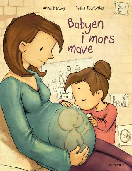 Babyen i mors mave af Anna Herzog