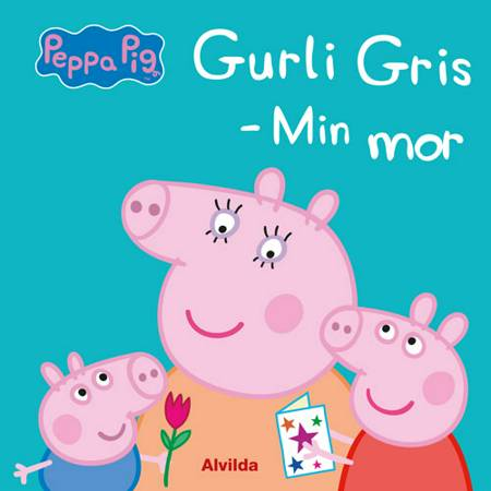 Peppa Pig - Gurli Gris - Min mor