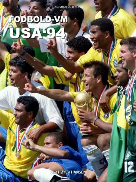 Fodbold-VM USA '94 af Per Høyer Hansen