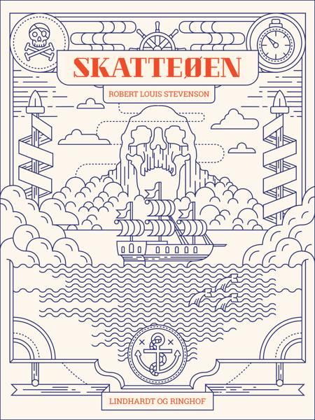 Kaptajn Flints arv eller Skatteøen af Robert Louis Stevenson