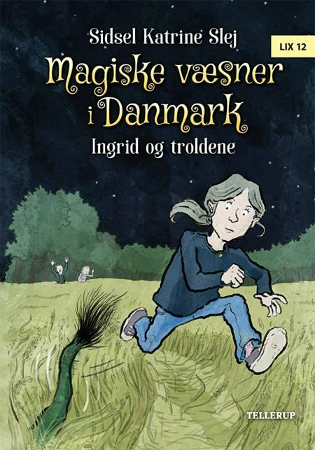 Magiske væsner i Danmark #1: Ingrid og troldene af Sidsel Katrine Slej