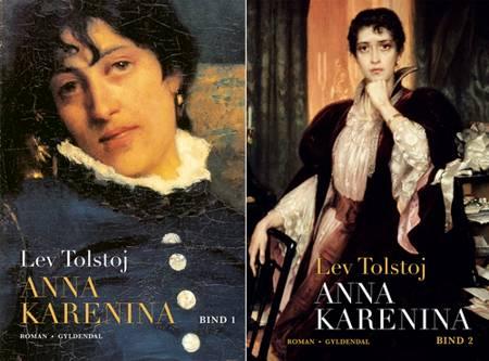 Anna Karenina 1-2 af Lev Tolstoj
