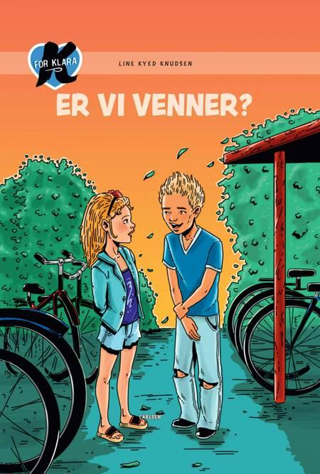Er vi venner? af Line Kyed Knudsen og Line Kyes Knudsen