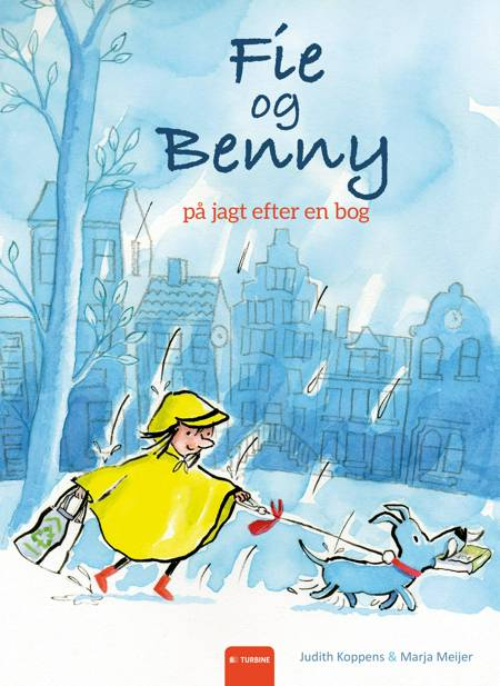 Fie og Benny på jagt efter en bog af Judith Koppens