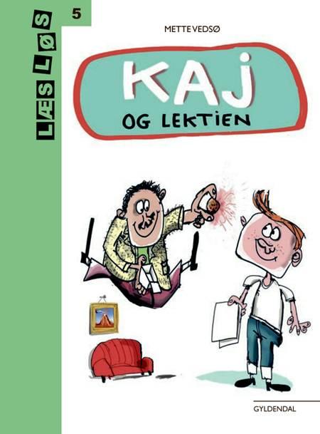 Kaj og lektien af Mette Vedsø