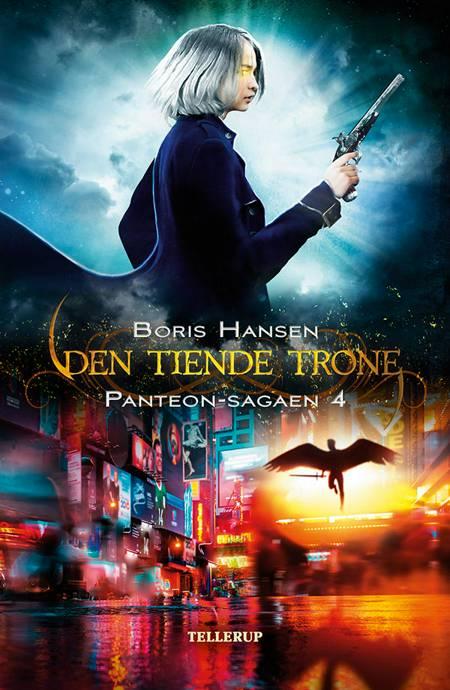 Panteon-sagaen #4: Den Tiende Trone af Boris Hansen