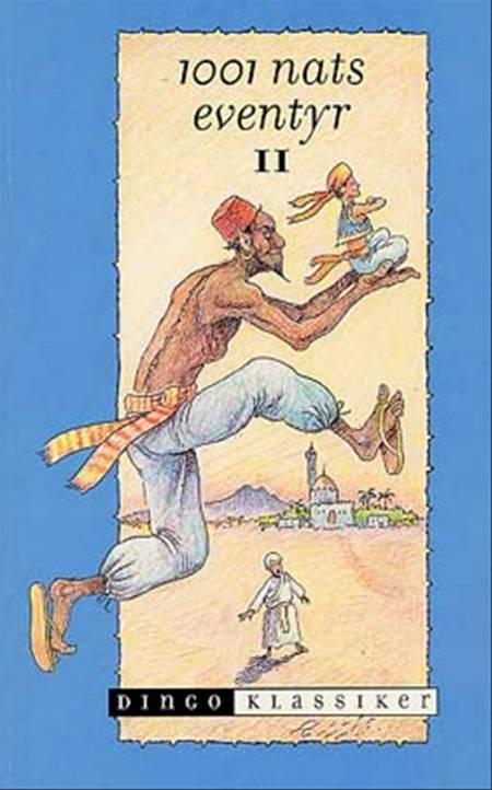 7a1f233ba70f 1001 nats eventyr af Hanne Leth – anmeldelser og bogpriser - bog.nu