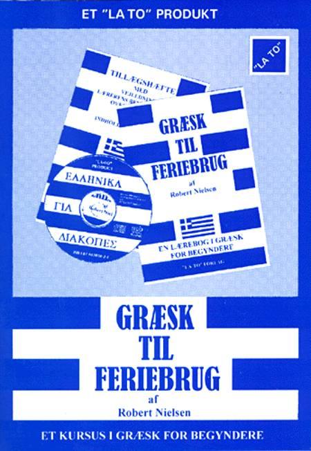 Græsk til feriebrug af Robert Nielsen