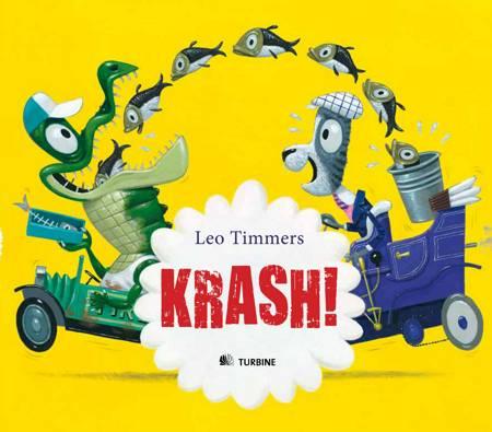 Krash ! af Leo Timmers