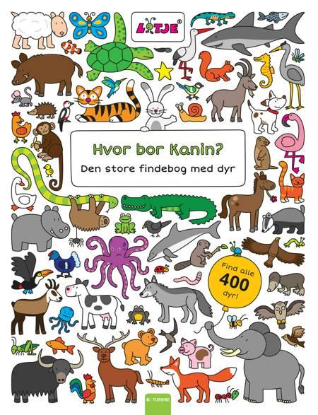 Hvor bor Kanin? af Lotje
