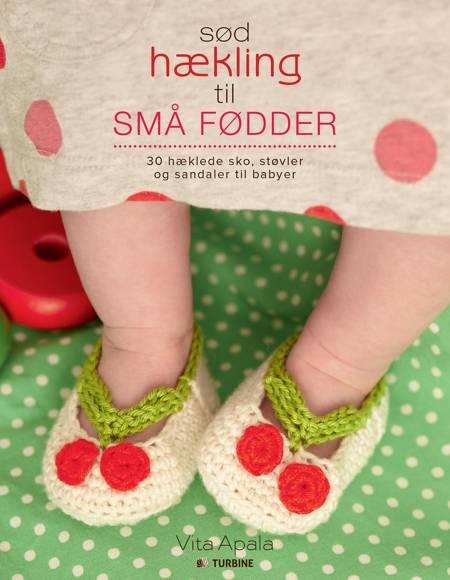 Sød hækling til små fødder af Vita Apala