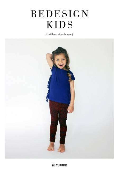 Redesign kids af Aya Gantriis og Tilde Grynnerup