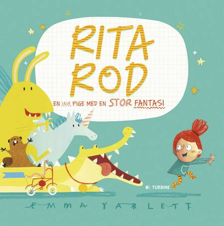Rita Rod af Emma Yarlett