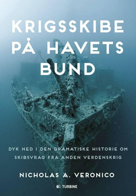 Krigsskibe på havets bund af Nicholas A. Veronico