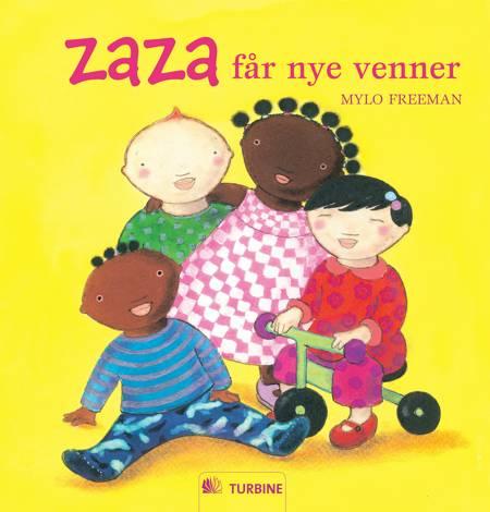 Zaza får nye venner af Mylo Freeman