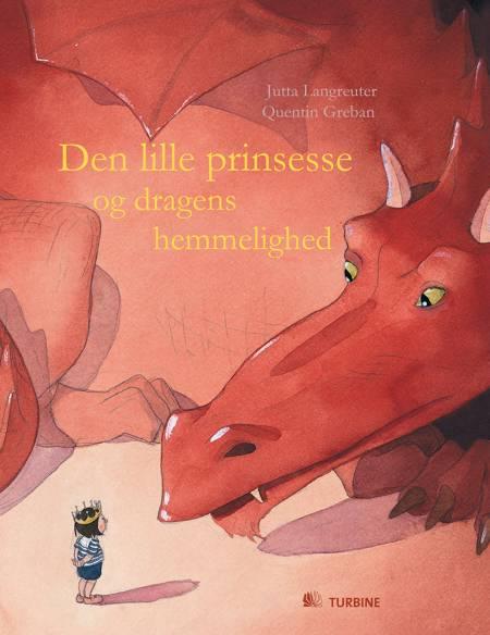Den lille prinsesse og dragens hemmelighed af Jutta Langreuter