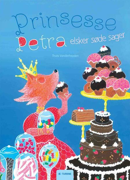 Prinsesse Petra elsker søde sager af Thaïs Vanderheyden