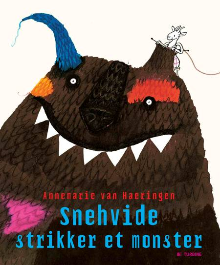 Snehvide strikker et monster af Annemarie van Haeringen