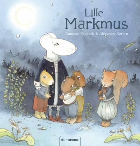 Lille Markmus af Annemie Vandaele