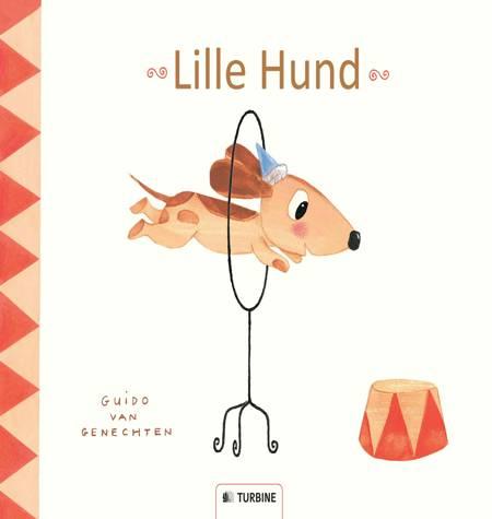 Lille Hund af Guido van Genechten