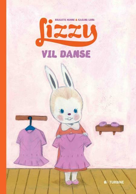 Lizzy vil danse af Brigitte Minne