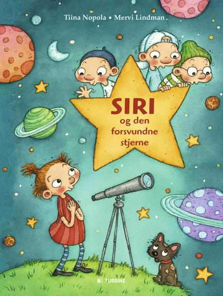 Siri og den forsvundne stjerne af Tiina Nopola