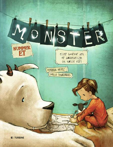 Monster nummer et eller hvorfor det er dødkedeligt at tælle får! af Markus Heitz