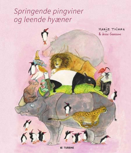 Springende pingviner og leende hyæner af Marije Tolman og Jesse Goossens