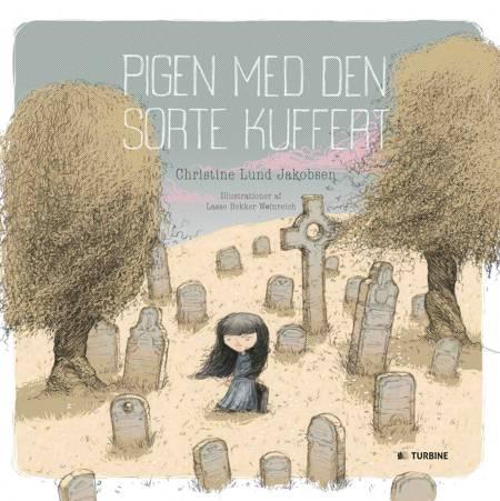 Pigen med den sorte kuffert af Christine Lund Jakobsen