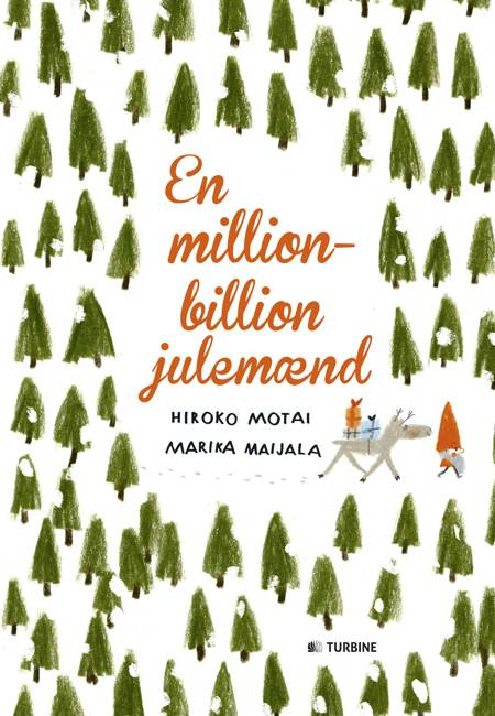 En milionbillion julemænd af Hiroko Motai