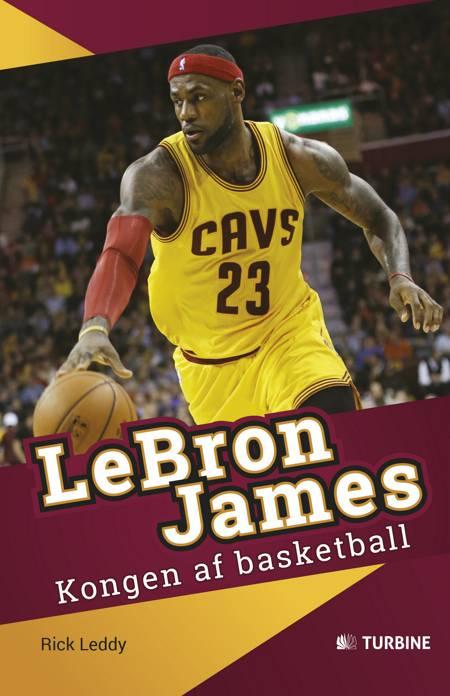 LeBron James af Rick Leddy